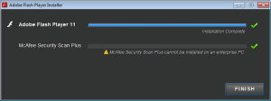 flash_install_mcafee_fail